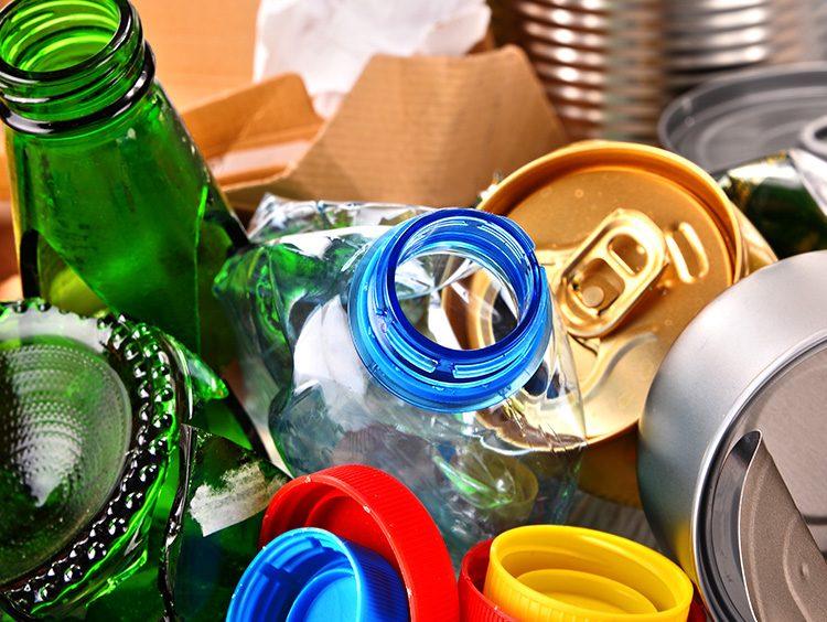 Segregación de residuos sólidos